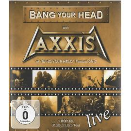 Bang Your Head With Axxis - Axxis