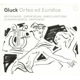 Orfeo Ed Euridice - Christoph Willibald Gluck