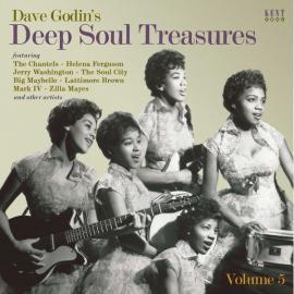 Deep Soul Treasures (Volume 5) - Dave Godin