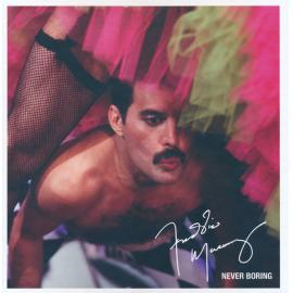 Never Boring - Freddie Mercury