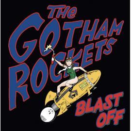 Blast Off - The Gotham Rockets