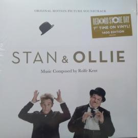 Stan & Ollie-Original Motion Picture Soundtrack - Rolfe Kent