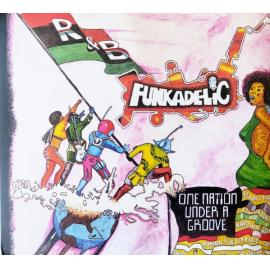 One Nation Under A Groove - Funkadelic