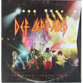 The Early Years 79 - 81 - Def Leppard