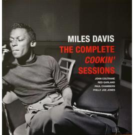 The Complete Cookin' Sessions - Miles Davis