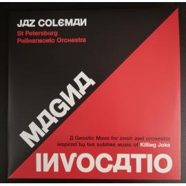 Magna Invocatio - Jaz Coleman