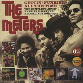 Gettin' Funkier All The Time (The Complete Josie/Reprise & Warner Recordings 1968-1977) - The Meters