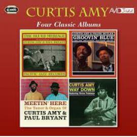 Four Classic Albums - Curtis Amy