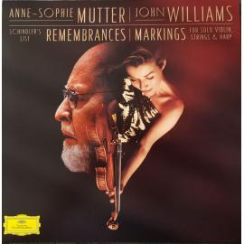 Remembrances Markings - Anne-Sophie Mutter