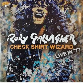 Check Shirt Wizard (Live In '77) - Rory Gallagher