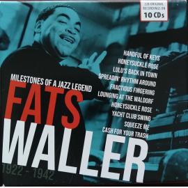 Fats Waller - Milestones Of A Jazz Legend 1922 - 1942 - Fats Waller