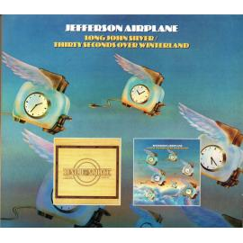 Long John Silver/Thirty Seconds Over Winterland - Jefferson Airplane