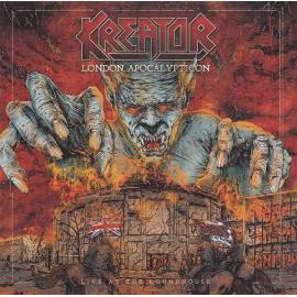 London Apocalypticon (Live At The Roundhouse) - Kreator
