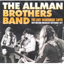 The Lost Warehouse Tapes - The Allman Brothers Band
