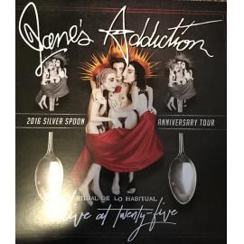 Alive At Twenty-Five - Ritual De Lo Habitual - Jane's Addiction