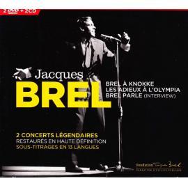 En Concert - Jacques Brel