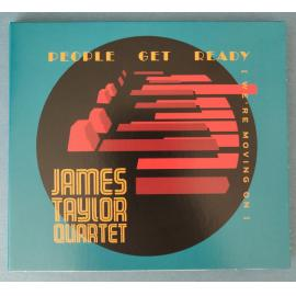 People Get Ready [We're Moving On] - The James Taylor Quartet