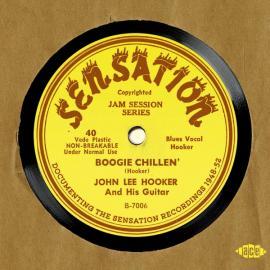 Documenting The Sensation Recordings 1948-52 - John Lee Hooker