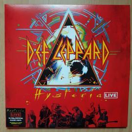 Hysteria Live - Def Leppard