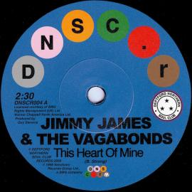 This Heart Of Mine / Let Love Flow On - Jimmy James & The Vagabonds