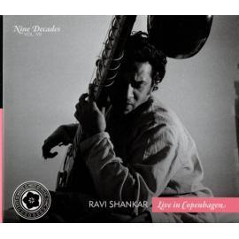 Nine Decades Vol. VII: Live in Copenhagen - Ravi Shankar