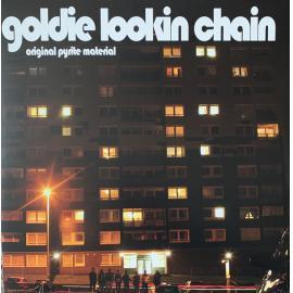 Original Pyrite Material - Goldie Lookin Chain