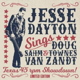 Jesse Dayton Sings Doug Sahm & Townes Van Zandt (Texas 45 RPM Showdown!) - Jesse Dayton