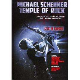 Temple Of Rock- Live In Europe - Michael Schenker