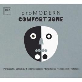 Comfort Zone - proMODERN Contemporary Vocal Sextet