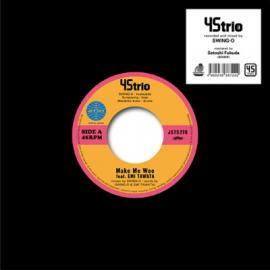 Make Me Woo / Taj Mahal - 45 Trio