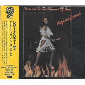Dancin' In The Flames Of Love - Regina James