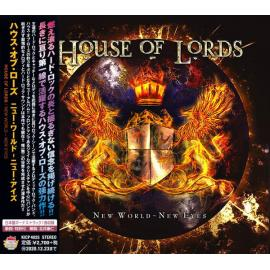 New World ~ New Eyes - House Of Lords