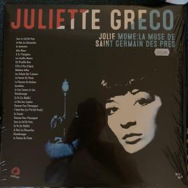 Jolie Mome : La Muse De Saint Germain Des Pres - Juliette Gréco