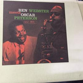 Ben Webster Meets Oscar Peterson - Ben Webster