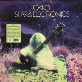 Sitar & Electronics - Okko Bekker