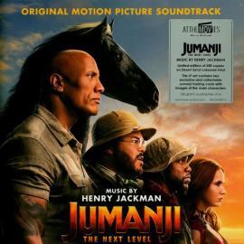 Jumanji: The Next Level (Original Motion Picture Soundtrack) - Henry Jackman