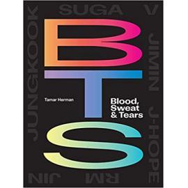 BLOOD, SWEAT & TEARS (book) - BTS
