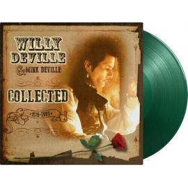 Collected (1976-2009) - Willy DeVille