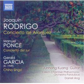 GARCIA •PONCE • RODRIGO - Joaquín Rodrigo