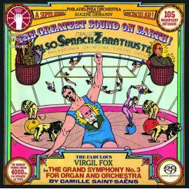 Also Sprach Zarathustra & Symphony No. 3 - The Philadelphia Orchestra