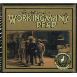 Workingman's Dead - The Grateful Dead