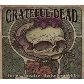 Greek Theatre, Berkeley 1989 - The Grateful Dead