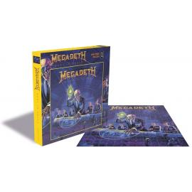 RUST IN PEACE puzzle - Megadeth