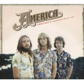 Heritage II: Demos/Alternate Takes 1971-1976 - America