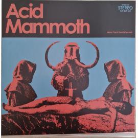 """Acid Mammoth (2021 reissue) Blue/purple merge 12"""" vinyl - Acid Mammoth"""
