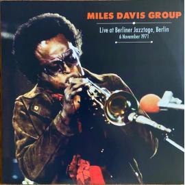Live At Berliner Jazztage, Berlin 6 November 1971 - Miles Davis
