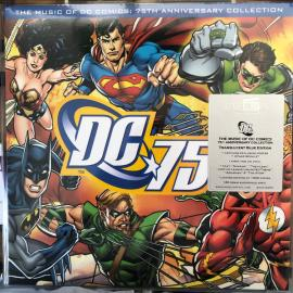 The Music Of DC Comics: 75th Anniversary Collection - Various
