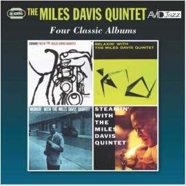 Four Classic Albums - Cookin' / Relaxin' / Workin' / Steamin' With The Miles Davis Quintet - The Miles Davis Quintet