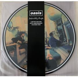 Definitely Maybe - Oasis