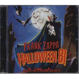 Halloween 81 Highlights - Frank Zappa